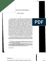 Luhmann - 1975 - Tiempo del mundo e historia sistémica