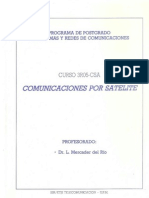 Comunicaciones Por Satelite - En Español