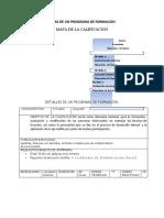 Ejemplo de Un Mapa de La Calificacion Por Competencias EDICION WORD