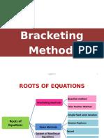 ANUM 2012 Bracketing Methods