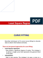 ANUM 2012 Curve-fitting