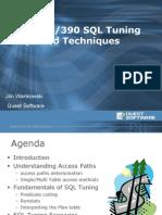 Db2 Os390 SQL Tuning Tips