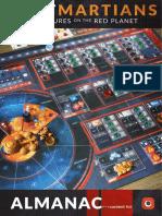 First Martians Almanac