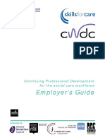 Cpd Employers Guide