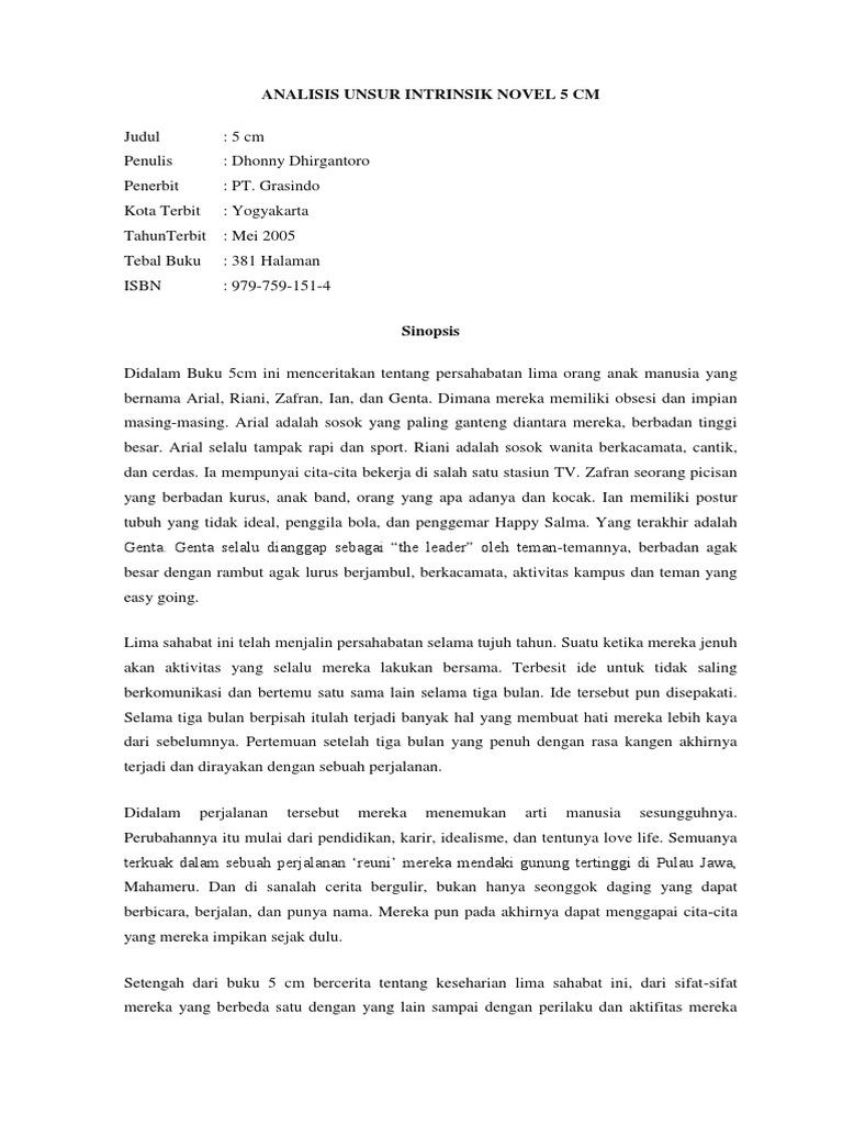 Contoh Novel Bahasa Jawa Dan Unsur Intrinsiknya Temukan Contoh