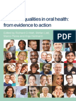 2015 Watt Social Inequalities in Oral Health - Pt Curs