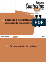 Ncon11 p130 Descricao Interpretacao Da Atividade Cognoscitiva
