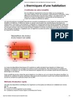 Puissance d'un chauffage par le calcul des déperditions thermiques maximales.pdf