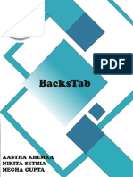 Backstab 01
