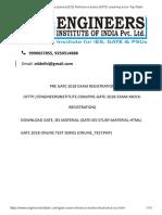 GATE Exam Electronics-ECE Reference Books GATE Coaching Score Top Rank