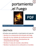 Comportamiento Del Fuego Dr