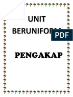 Divider Utk Fail Unit Beruniform