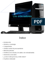Presentación Power Point o Impress