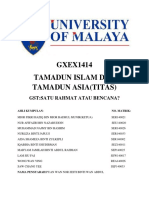 TITAS Report - GST