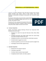 05 Mastering Personal & Interpersonal Skill