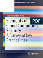 Elements of Gloud Computing Security (2016)