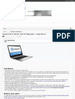 [Guide] HP ProBook 430 G3 (SkyLake) - High Sierra | tonymacx86.com
