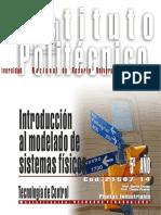 21507-14 TECNOLOGÍA de CONTROL - Introducción Al Modelado de Sistemas Físicos