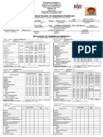 Form 137-k to 12 New -Dino