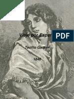 Teófilo Gautier - Viaje por España (1840)