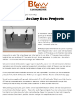 Build a DIY Draft Jockey Box