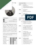 design resume03