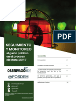 Alerta Seg Gast Electoral 2017