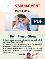 Stress Managment - English