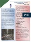 Newsletter 3 1 18