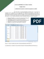 Cuestionario-Satisfacción-Usuario - Cálculo de La Confiabilidad Con El Alfa de Cronbach