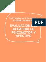 EVALUACIÓN DEL DESARROLLO PSICOMOTOR Y AFECTIVO .pdf