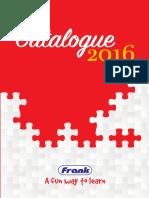 Frank Catalogue