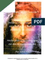 3er libro - CARTA PARA UN SER HUMANO - Habla amando.doc