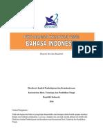 Buku Bahasa Indonesia 2017