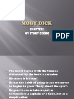Moby Dick Chapter1