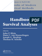 Handbook of Survival Analysis