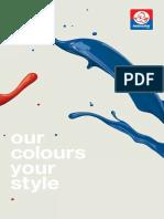 Seamaster Colour Book