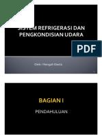 Pak Nengah - Sistem Refrigerasi Dan Pengkondisian Udara
