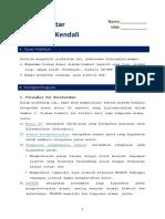 Modul 1 Praktikum PSK