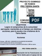 Proyecto Domingo de Ramos