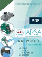 Carta Presentación IAPSA