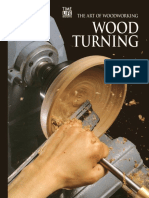 The Art of Woodworking - Wood Turning