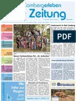 BadCamberg-Erleben / KW 24 / 18.06.2010 / Die Zeitung als E-Paper