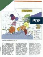 L' Afrique Guinéenne XVII-XIX
