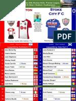 Premier League 180303 round 29 Southampton - Stoke 0-0