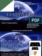 Ciencia La Tierra El Universo
