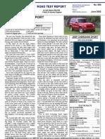 Jeep Cherokee 2,5 l TD Service Manual