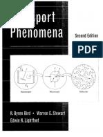 Transport Phenomena, Bird.pdf