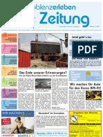 Koblenz-Erleben / KW 25 / 25.06.2010 / Die Zeitung als E-Paper