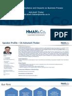 GST PPT Basics Compliance